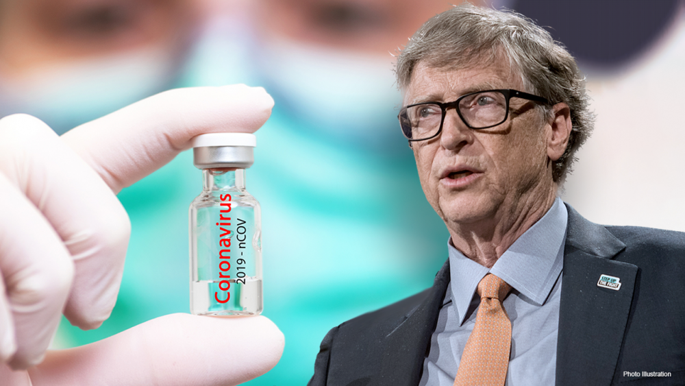 Vắc-xin ngừa COVID-19 đang được xem là chìa khóa để ngăn chặn sự lây lan của coronavirus - Ảnh minh họa