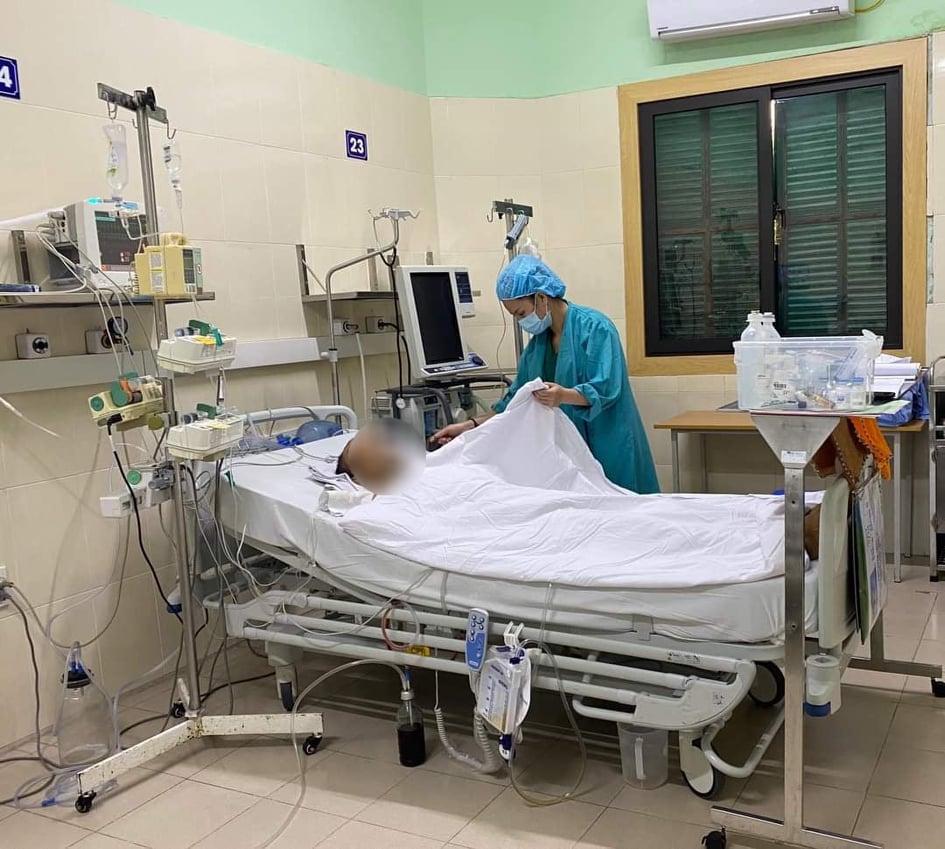 Bệnh nhân nam 33 tuổi (Thanh Hóa) hiện đang hồi phục sau ca ghép tim