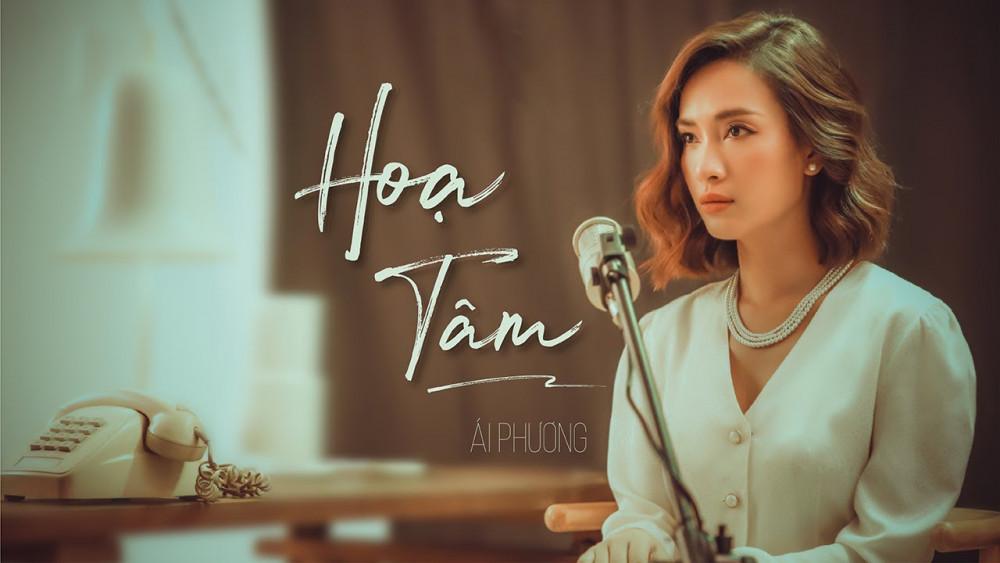Ái Phương với không gian nhạc Hoa lời Việt khiến khán giả thích thú