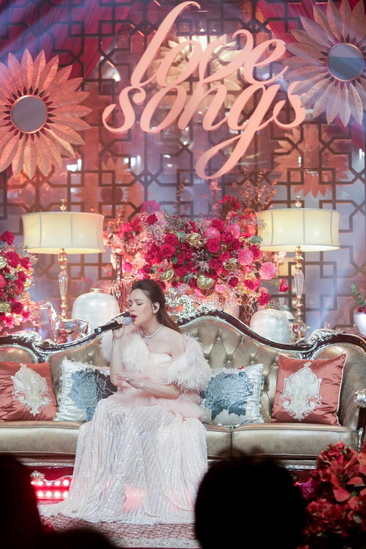 Hồ Ngọc Hà vừa khép lại chuỗi đêm nhạc Love songs 2020 cách đây ít ngày
