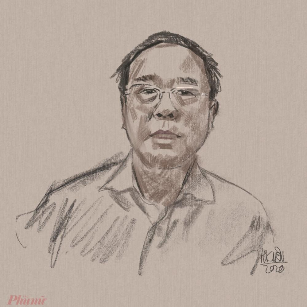 Ông Nguyễn Thành Tài được đưa ra xét xử vào sáng 16/9/2020