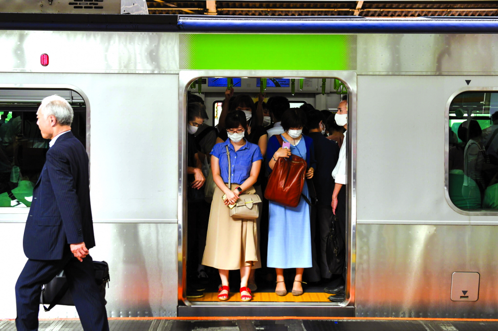 Phụ nữ Nhật Bản vẫn chưa nắm được những vị trí quan trọng tại các công ty Ảnh: The New York Times
