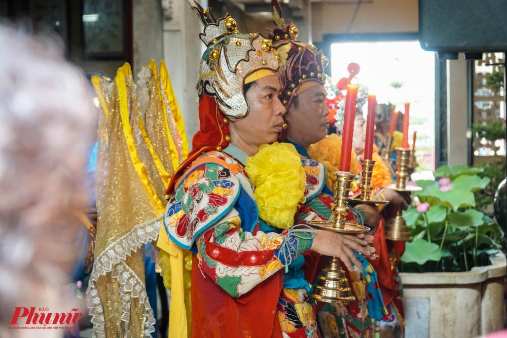 Sáng 17/9 (nhằm 1/8 âm lịch), lễ giỗ lần thứ 188 của Đức Thượng Công Tả quân Lê Văn Duyệt được tổ chức tại di tích lịch sử lăng Lê Văn Duyệt (Q. Bình Thạnh, TPHCM).