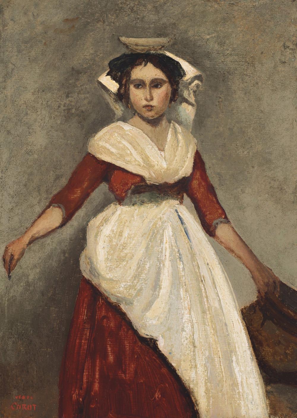 Một tác phẩm của Corot sẽ được bán đấu giá ngày 15/10