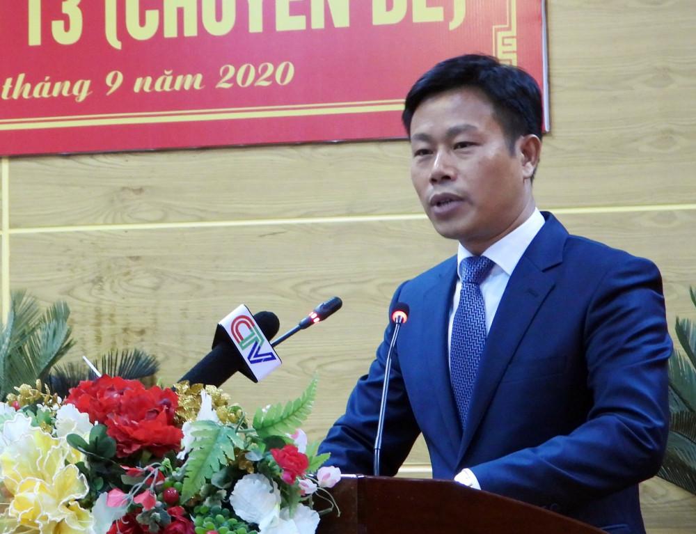 Thủ tướng phê chuẩn kết quả bầu Chủ tịch UBND tỉnh Cà Mau đối với ông Lê Quân.