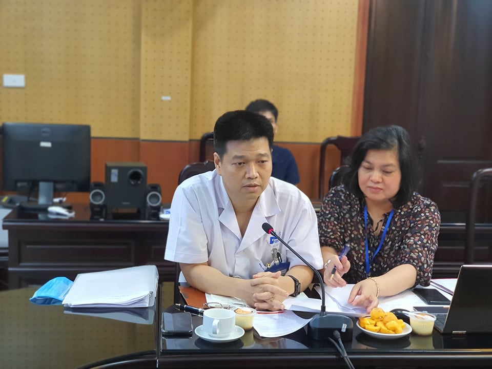 Bệnh viện Da liễu Trung ương lên tiếng về việc đơn thuốc kẹp thực phẩm chức năng
