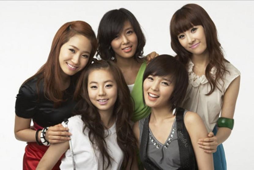 Wonder Girls từng Mỹ tiến thất bại.