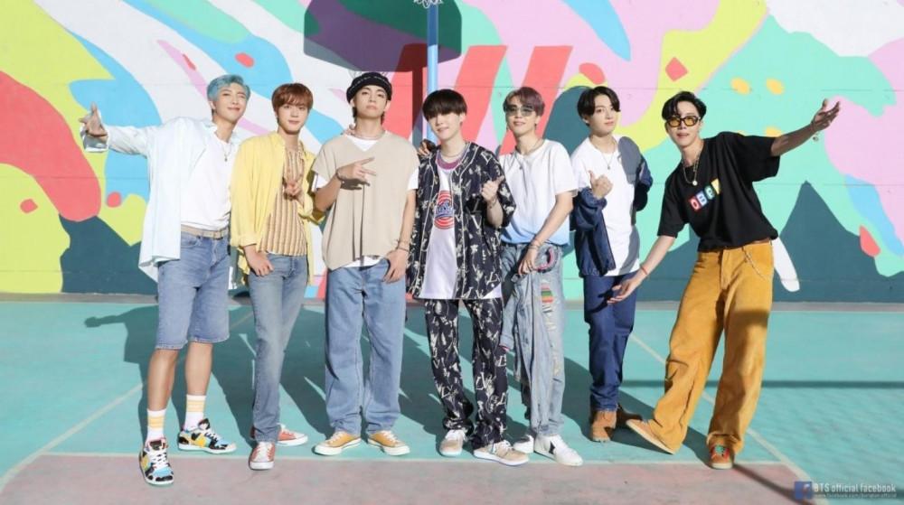 BTS thiết lập cột mốc lịch sử cho ngành âm nhạc K-pop với ca khúc Dynamite.