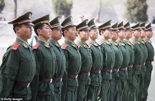 Ông Esper nhấn mạnh rằng Trung Quốc là đối thủ chính của Mỹ tại vùng biển Ấn Độ - Thái Bình Dương.