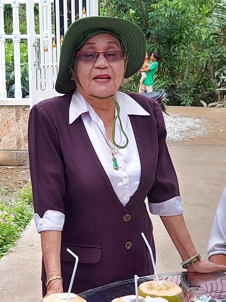Cô Sáu Hộ gắn với hoạt động từ thiện từ năm 1991