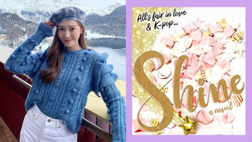Tự truyện Shine của Jessica Jung sẽ phát hành ngày 29/9 tại Hàn Quốc.