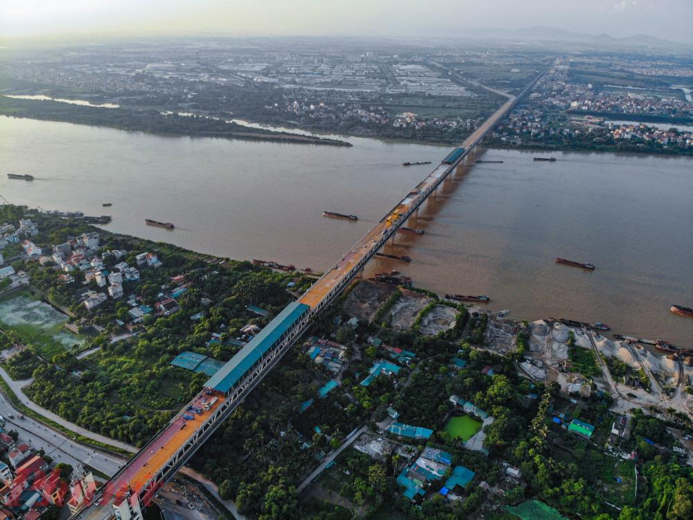 Theo Tổng cục Đường bộ, tổng mức đầu tư dự án sửa chữa cầu Thăng Long lần này là 269,3 tỷ đồng, được lấy từ nguồn kinh phí sự nghiệp chi hoạt động kinh tế đường bộ cho công tác quản lý bảo trì quốc lộ.
