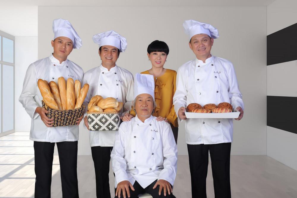 Bánh mì Việt lên màn ảnh nhỏ - trong phim Vua bánh mì của đạo diễn – NSƯT Nguyễn Phương Điền