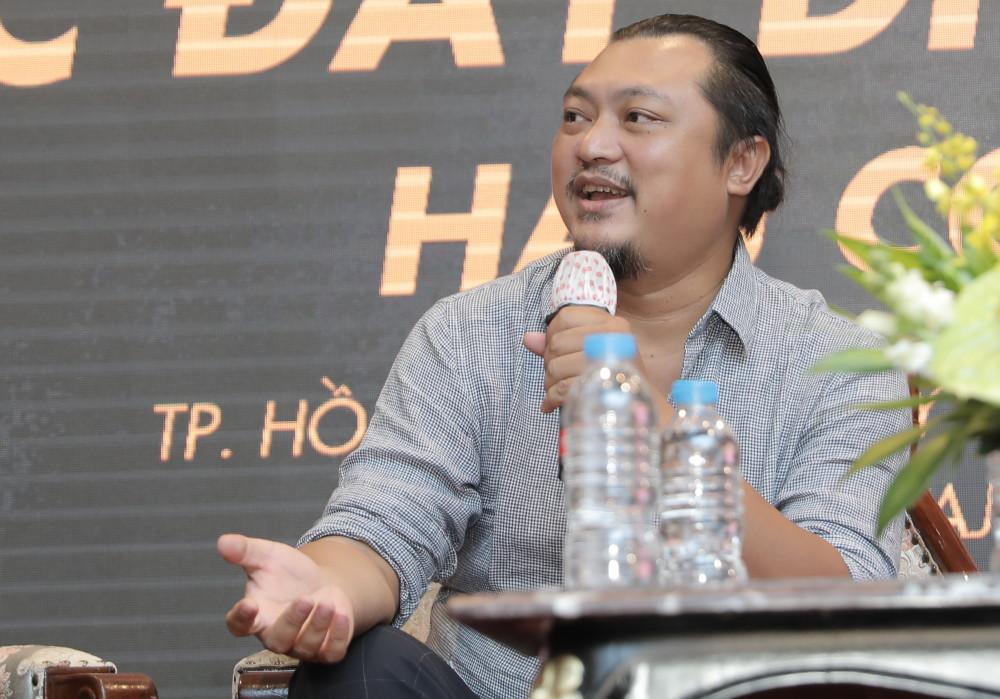 Đạo diễn Phan Gia Nhật Linh cho biết phim Việt ra rạp quan trọng là chất lượng, đừng kể khổ khi truyền thông.