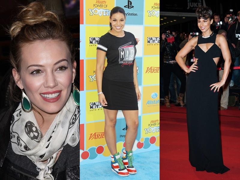 Năm 2011, chiếc khăn quàng cổ in hình đầu lâu là phụ kiện độc đáo tạo điểm cho bất kì loại trang phục nào. Năm 2012, giày thể thao trở nên phổ biến và nhanh chóng được ưa chuộng vì vừa thời trang vừa thoải mái. Năm 2013, các ngôi sao lăng xê những chiếc váy có đường cut-out táo bạo để khoe khéo cơ thể.
