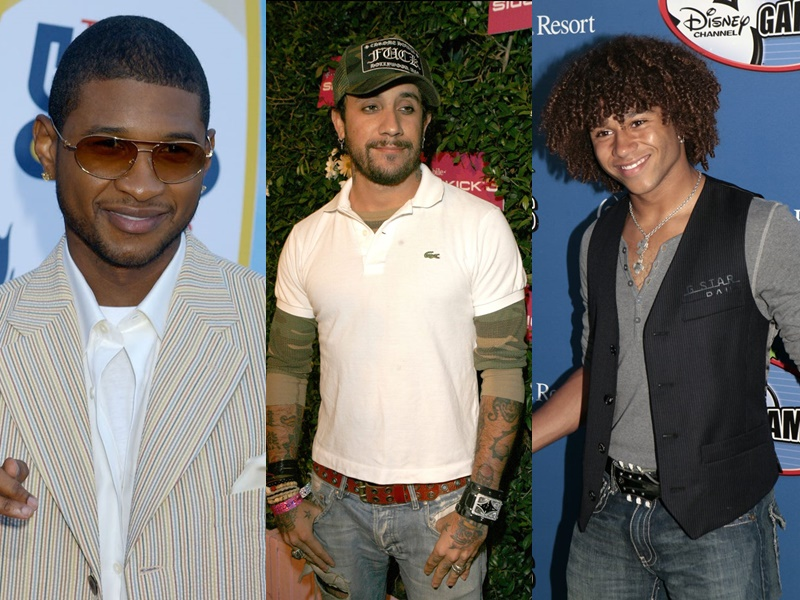 Năm 2005-2007, nam giới mặc áo polo kết hợp với áo thun, áo ghi-lê kết hợp với áo thun mang lại vẻ ngoài phóng khoáng.