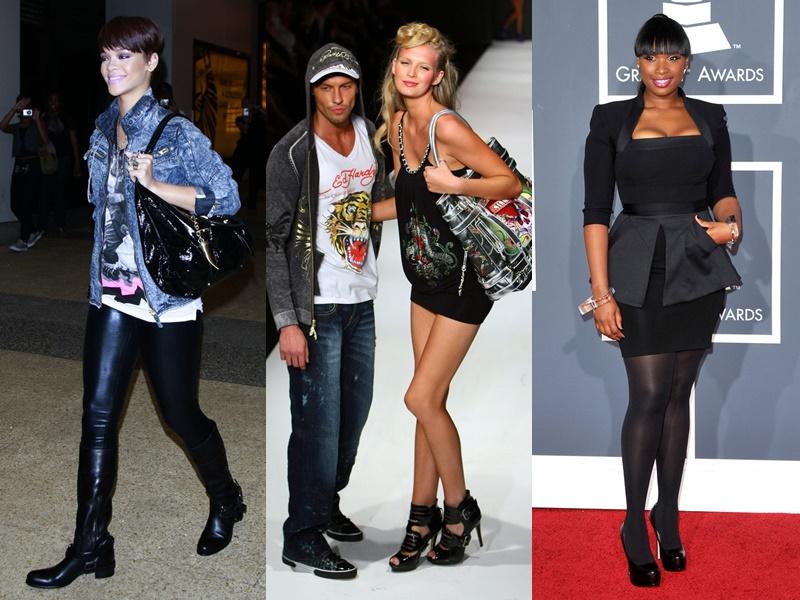 Năm 2008, những chiếc quần legging ôm sát bằng da đặc biệt phổ biến. Năm 2009, những chiếc áo thun động vật ''lên ngôi''. Năm 2010, áo peplum trở thành mốt, xu hướng này xuất hiện khắp mọi nơi từ sự kiện thảm đỏ, thời trang công sở đến sàn runway...
