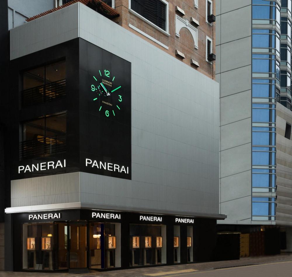 Mở rộng đại lý ở Hải Nam là cách giúp Panerai bù đắp tổn thất doanh thu trước đó từ chi nhánh Hong Kong. (Ảnh: SCMP)