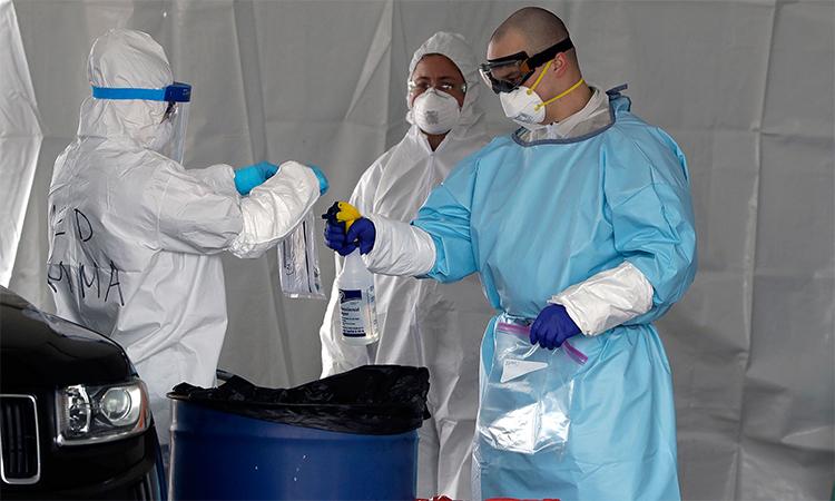 Châu Âu ghi nhận thêm hàng trăm ngàn ca nhiễm mới mỗi tuần.