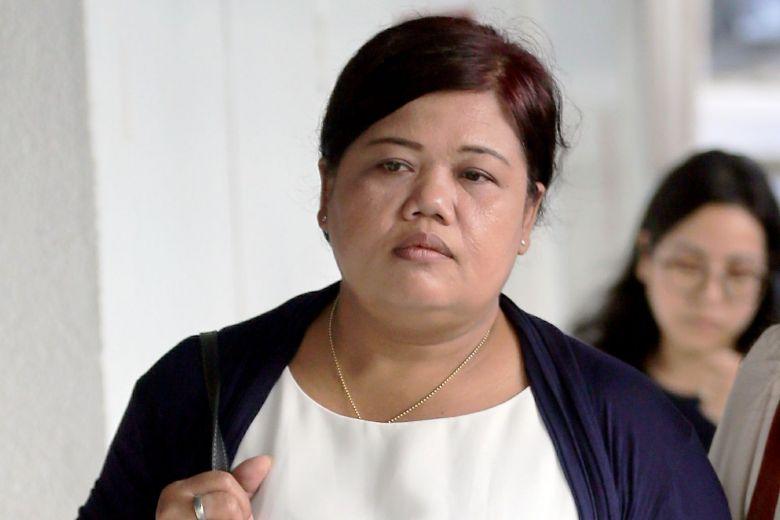 Cô Parti đã được tuyên vô tội sau khi một loạt các phiên tòa địa phương kết án cô với tội danh ăn cắp - Ảnh: Wong Kwai Chow