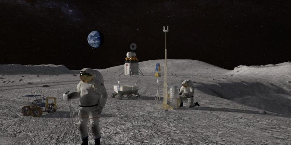 Nasa có kế hoạch đưa người phụ nữ đầu tiên lên mặt trăng vào năm 2024.