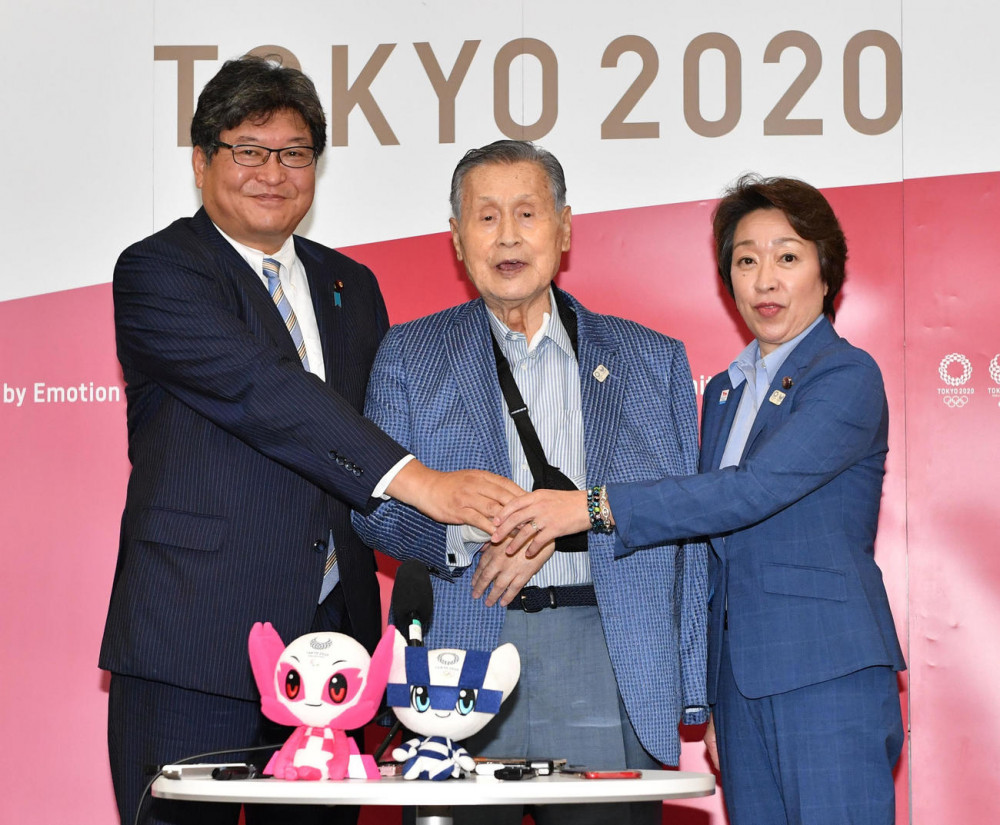 Bà Seiko Hashimoto đang đặt ưu tiên cao nhất cho việc tổ chức Thế vận hội đã được lên lịch vào mùa Hè 2021 - Ảnh: Nikkan Sports