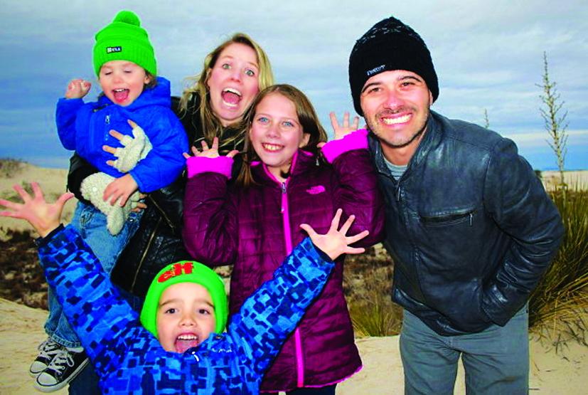 Gia đình Engjell Vrapi