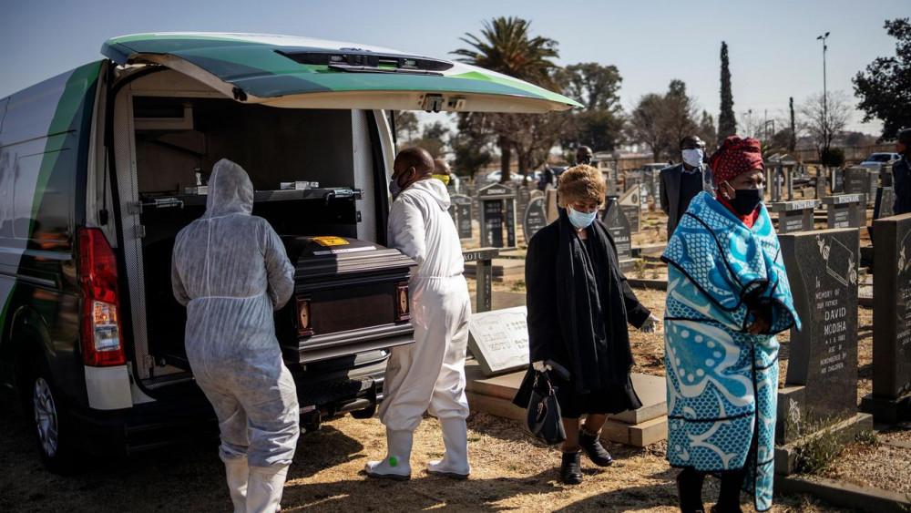 Số ca tử vong bởi một loại virus lạ tăng cao ở các nước châu Phi khiến WHO lo lắng - Ảnh: The Australian