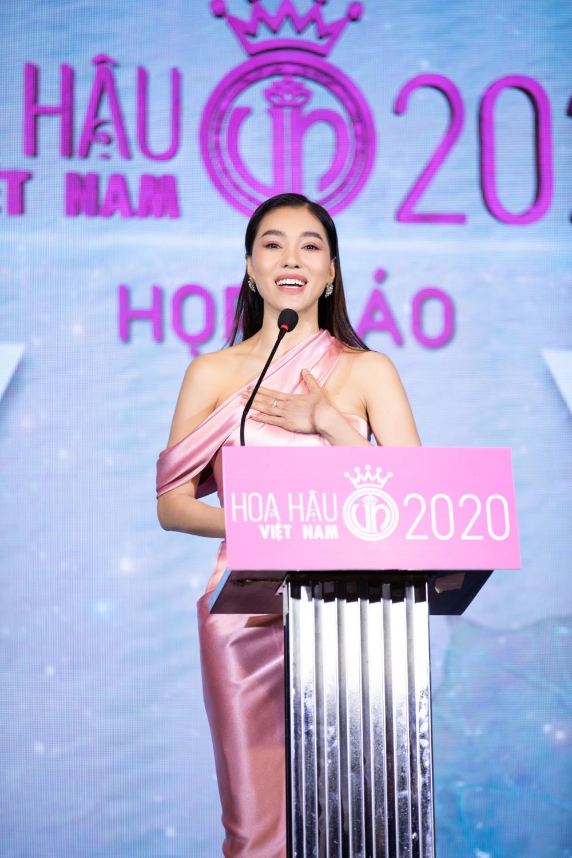 Bà Phạm Kim Dung - Phó BTC Hoa hậu Việt Nam 2020