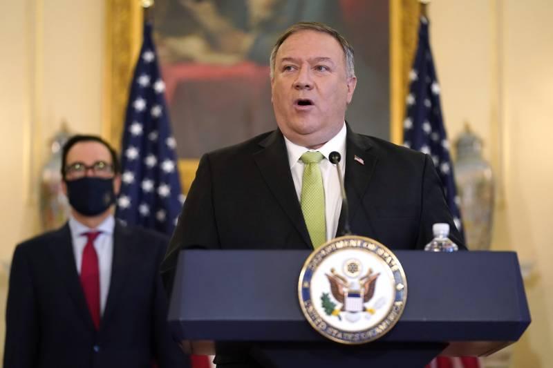Ngoại trưởng Mike Pompep tố Trung Quốc kích động tình trạng phân biệt chủng tộc ở Mỹ.