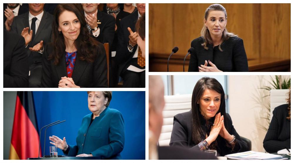 Cần nhiều tiếng nói của lãnh đạo là phụ nữ với các chủ đề liên quan đến đại dịch COVID-19 trên truyền thông - Ảnh: prio.org
