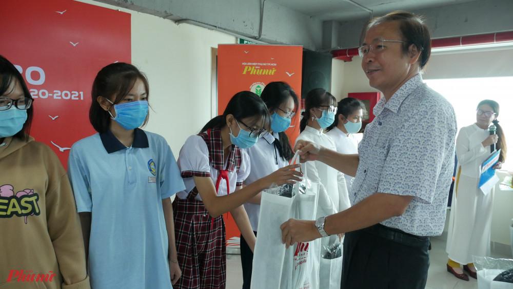 Ông Trần Văn Thông - đại diện Công ty Điện lực TNHH BOT Phú Mỹ 3