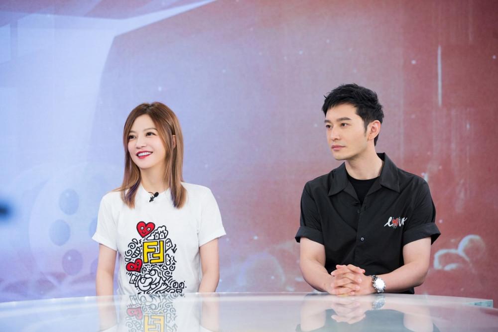 Triệu Vy và Huỳnh Hiểu Minh là bạn thân lâu năm