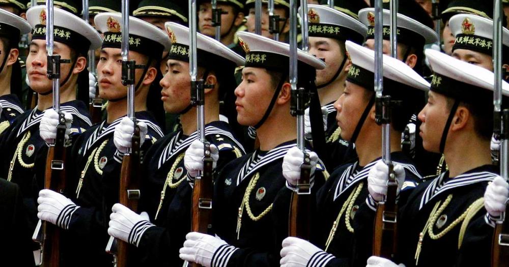 Lần thứ hai trong vòng hai tháng, Trung Quốc tiến hành đồng thời nhiều cuộc tập trận tại các vùng duyên hải khác nhau của nước này - Ảnh: Reuters