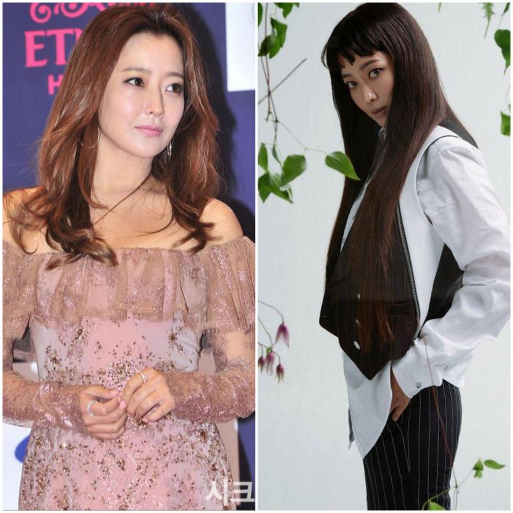 Kim Hee Sun yêu thích phong cách thời trang thanh lịch và quyến rũ.