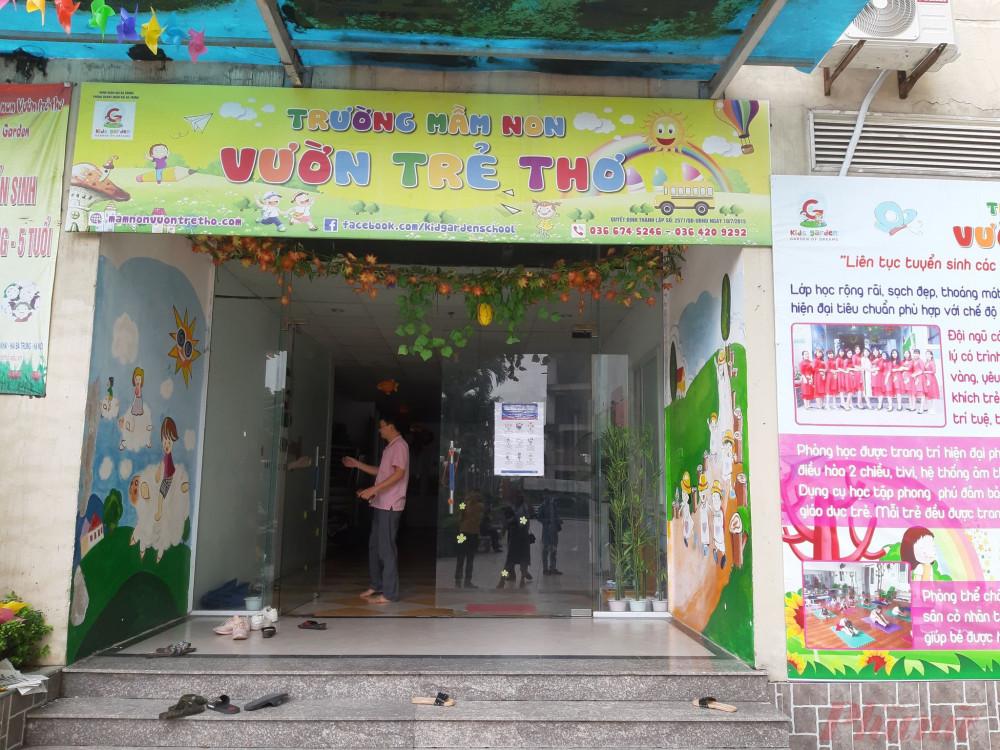 Trường Mầm non Kid's Garden (Hà Nội)