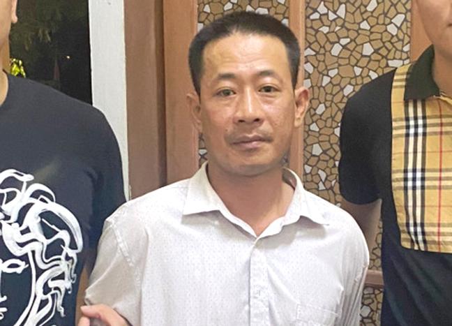 Lê Minh Hải bị công an bắt giữ