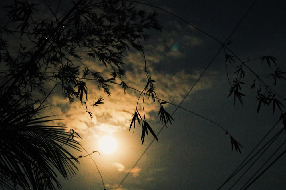 Làm sao trở lại trung thu xưa... Ảnh: Nguyễn Thành Lâm