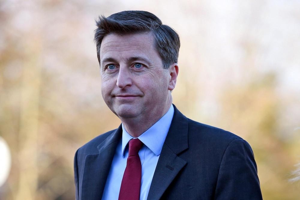 Ông Douglas Alexander cũng đã từ chức Chủ tịch Hội đồng quảng trị Unicef tại Anh sau khi bị cáo buộc có các hành vi không phù hợp với nhân viên của mình - Ảnh: Jeff J Mitchell/Getty Images
