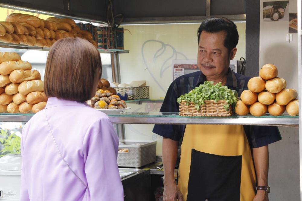 NSND Thành Nam tham gia phim Bánh mì ông Màu