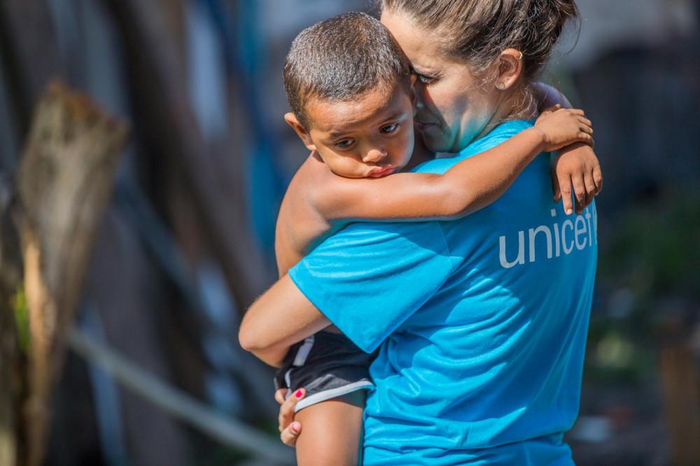 Unicef là một tổ chức toàn cầu trực thuộc Liên hiệp quốc có nhiệm vụ thúc đẩy và bảo vệ quyền trẻ em ở 190 quốc gia - Ảnh: Unicef