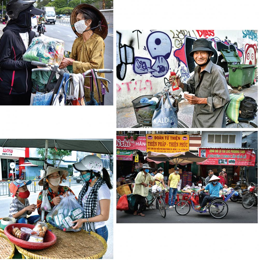 Hình ảnh khó nào quên đối với người dân cả nước nói chung và Sài Gòn nói riêng.