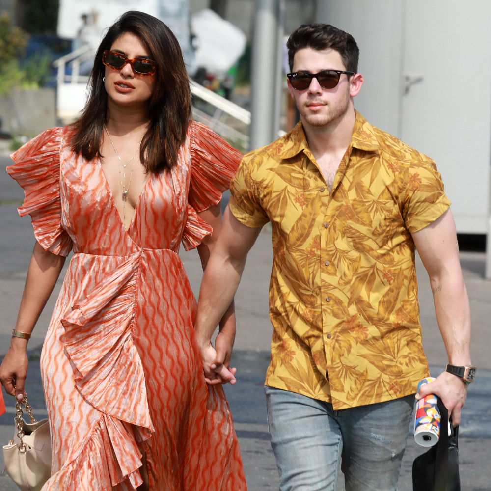 Cựu Hoa hậu Thế giới và nam ca sĩ Nick Jonas là một trong những cặp vợ chồng được chú ý trong làng giải trí.