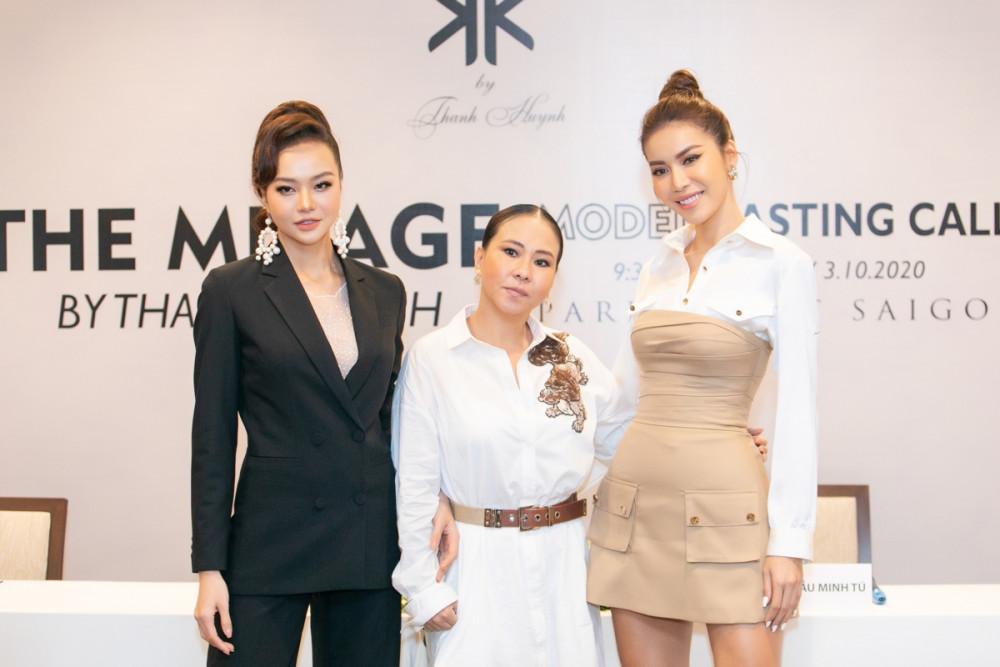 Nữ siêu mẫu hào hứng nhưng cũng không kém phần khắt khe cùng A hậu Kiều Ngân và NTK Thanh Huỳnh, nhằm lựa chọn những gương mặt phù hợp nhất cho show diễn sắp tới ở cả: thời trang trẻ em và thời trang người lớn.