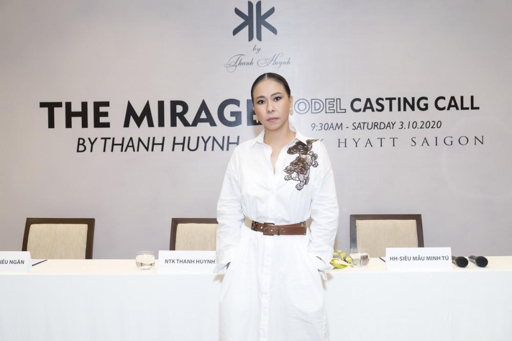 NTK Thanh Huỳnh là bà xã của cựu danh thủ Kesley Huỳnh. Cô có 8 năm trong lĩnh vực thời trang, từng mang nhiều thiết kế trình diễn tại Hong Kong, Singapore, Anh và hiện điều hành một thương hiệu riêng. Ngoài hy vọng góp phần phát triển ngành thời trang trẻ em của nước ta, NTK Thanh Huỳnh còn nung nấu ý định giới thiệu các BST thuần Việt vươn ra thế giới trong tương lai gần.