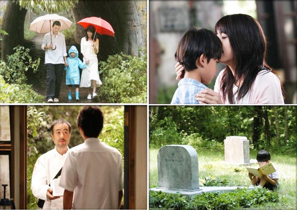 Be with You dựa trên cuốn tiểu thuyết cùng tên của nhà văn Takuji Ichikawa