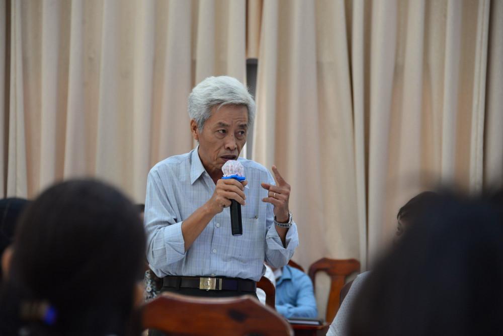 Thiếu tướng Phan Anh Minh khẳng định, ông ủng hộ việc sáp nhập song đề án cần lưu tâm đến tình hình an ninh trật tự