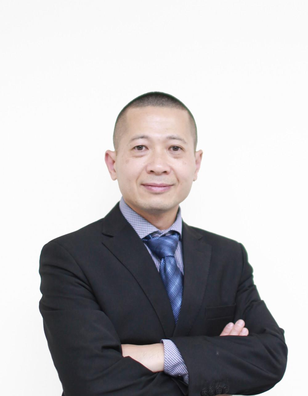 Ông Tạ Chiến - Tổng giám đốc Công ty cổ phần Môi giới bảo hiểm Bolttech Việt Nam