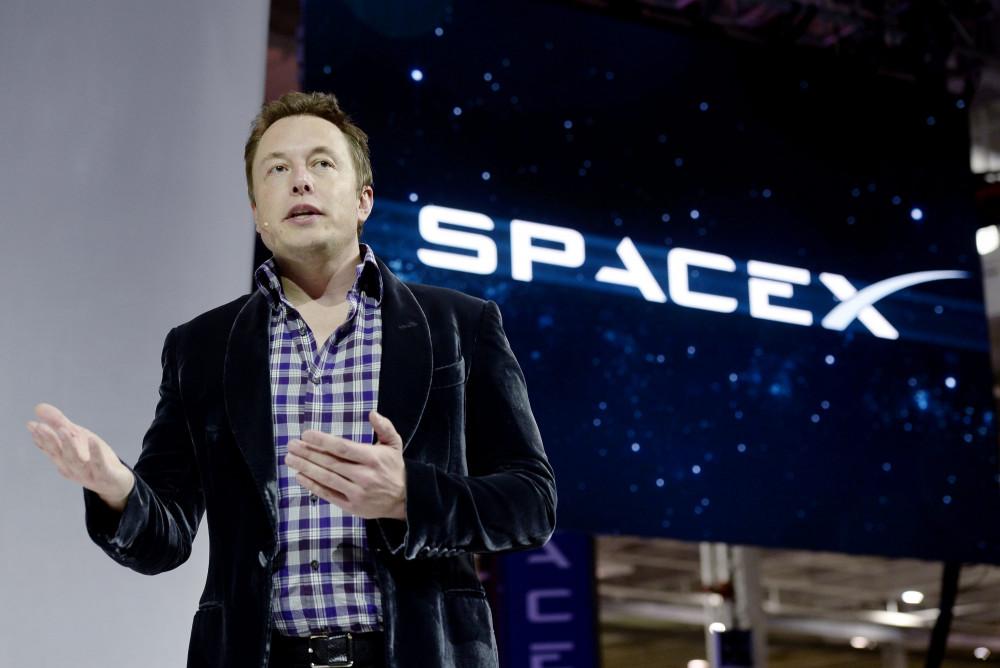 Tỉ phú Elon Musk - CEO và đồng sở hữu của SpaceX