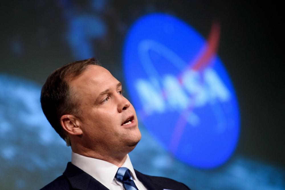 Giám đốc Jim Bridenstine của NASA